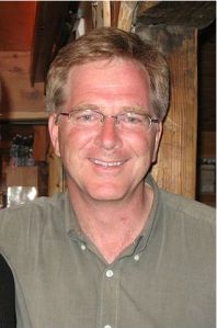 photo of Rick Steves