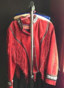 photo of cowboy jacket