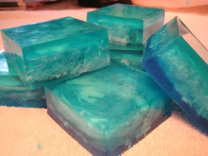 fancy bars of soap