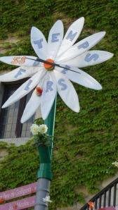 Temps de Flors sign