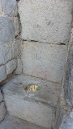 Girona wall.