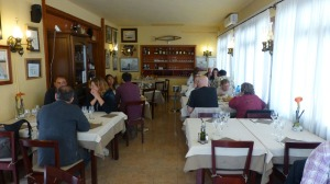 Restaurant l'Escalenc interior
