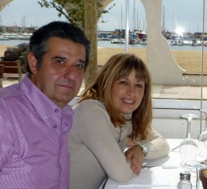 Photo of Vucens and Jeanette
