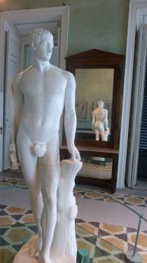 Art at Villa Carlotta
