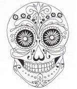 mexican_sugar_skull_by_connie101-d4d3l60