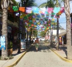 Sayulita's festive market