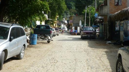 Downtown Boca de Tomatlan