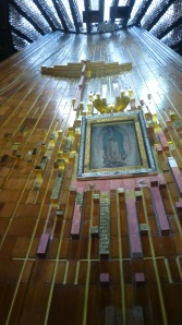 The shroud of Our Lady of Guadalupe