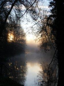 River La Claise