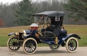 Model T Ford, circa 1911