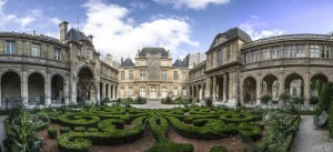 The Musee de Carnavalet in Paris