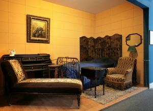 Marcel Proust bedroom