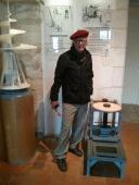Tom and the da Vinci printing press