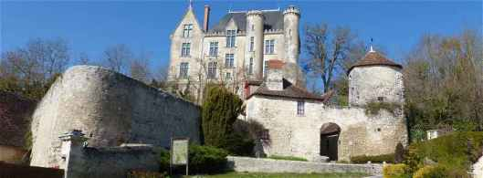 preuilly chateau