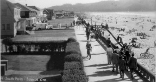 The Promenade in the 1950s