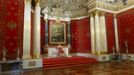 Inside the State Hermitage Museum