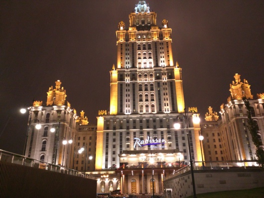 The Moscow Radisson