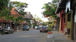 downtown tamarindo