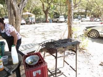 Wilbur's grill