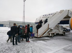 boarding (Medium)