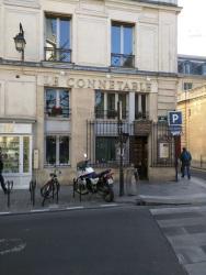 Le Connetable restaurant