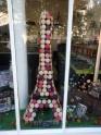 Eiffel Tower in macaroons