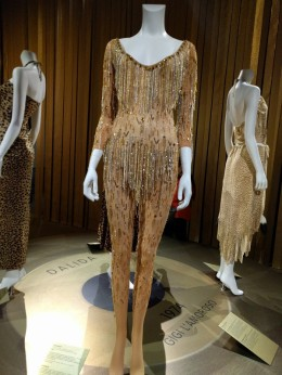 dalida stringy dress