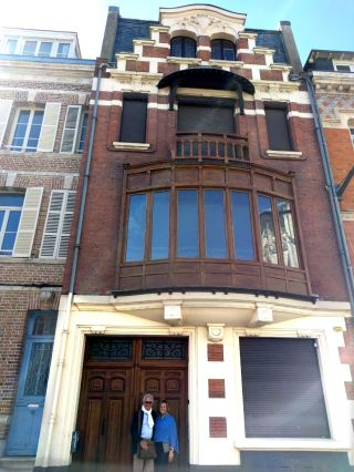 amiens house