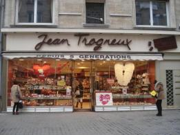 The Jean Trogneux chocolaterie