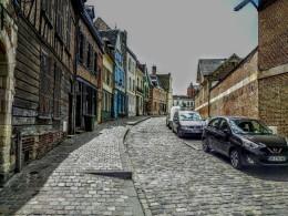 Street in Amiens