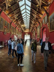 Picture Hall in Kilkenny Castle