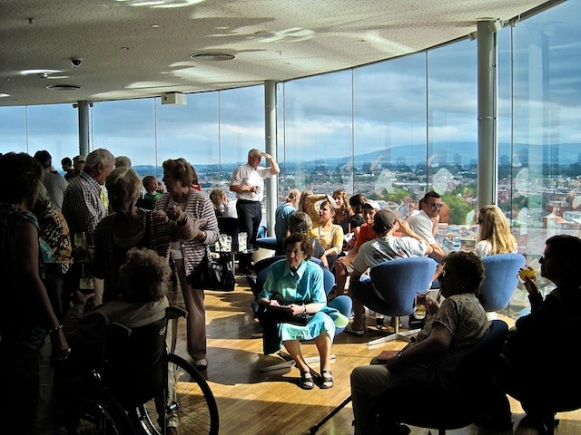 ireland gravity bar