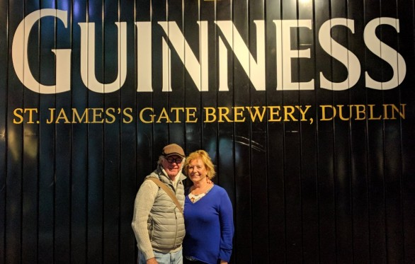 ireland guinness tour