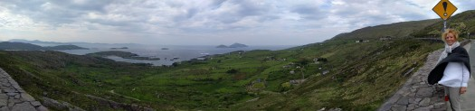 Typic Ring of Kerry scene