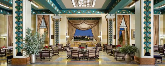 king david lobby